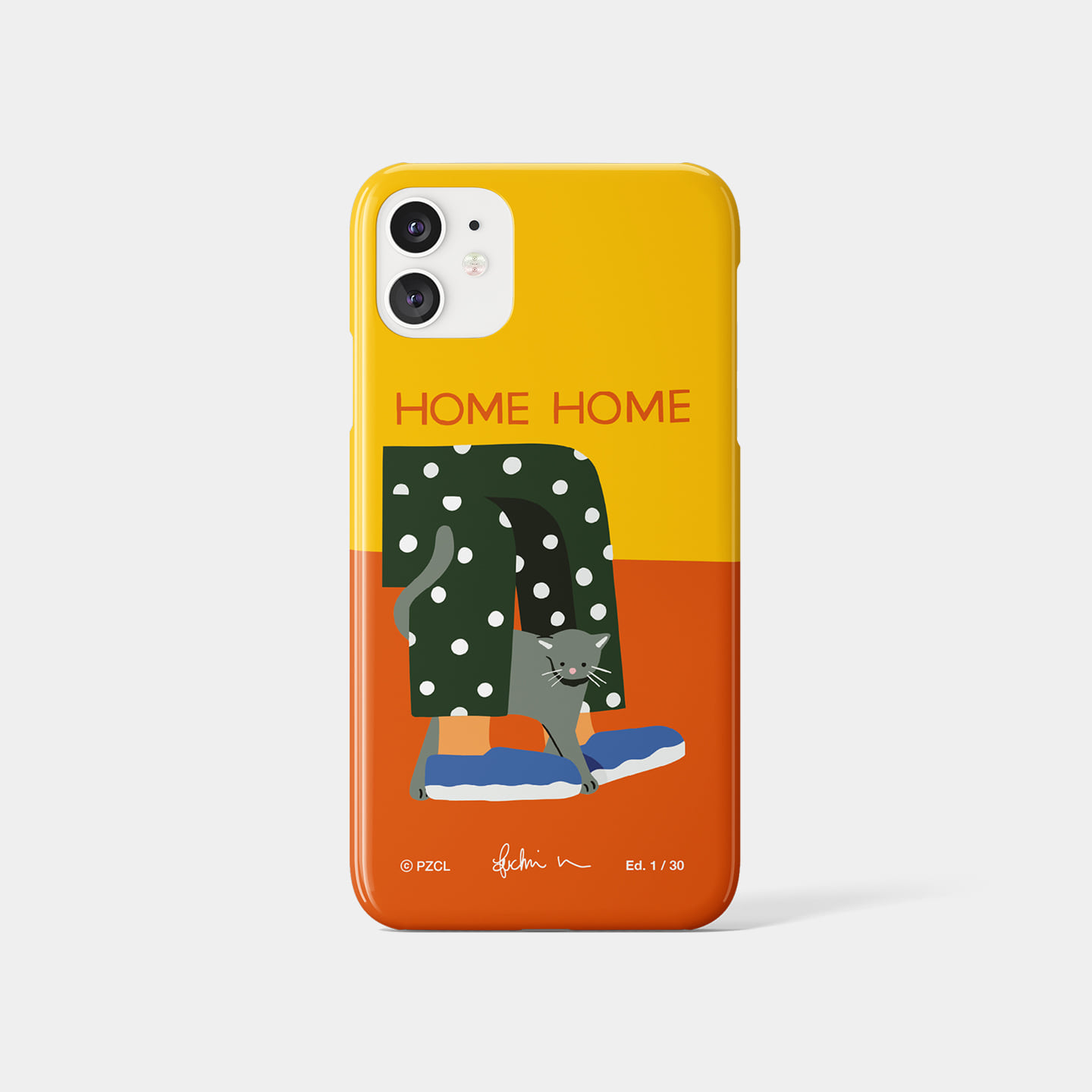 Hard Case - Home Home